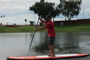 Paddleboarding-tim